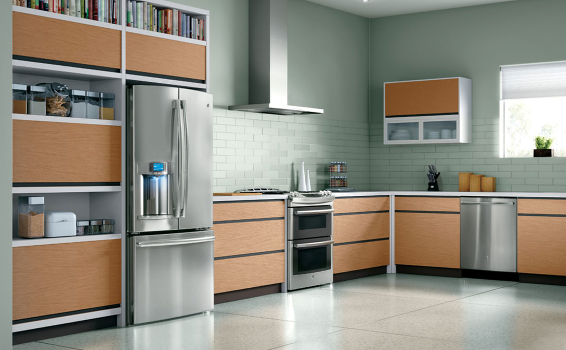 kitchen appliances image